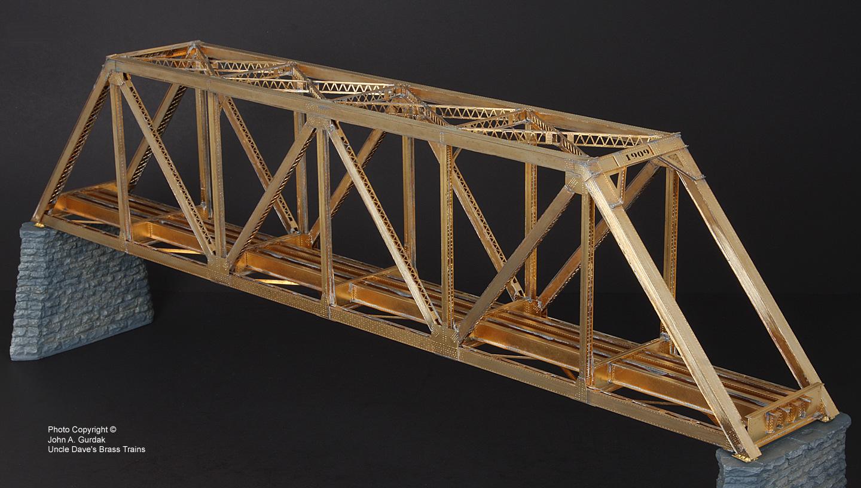 Balsa Bridge Design Plans